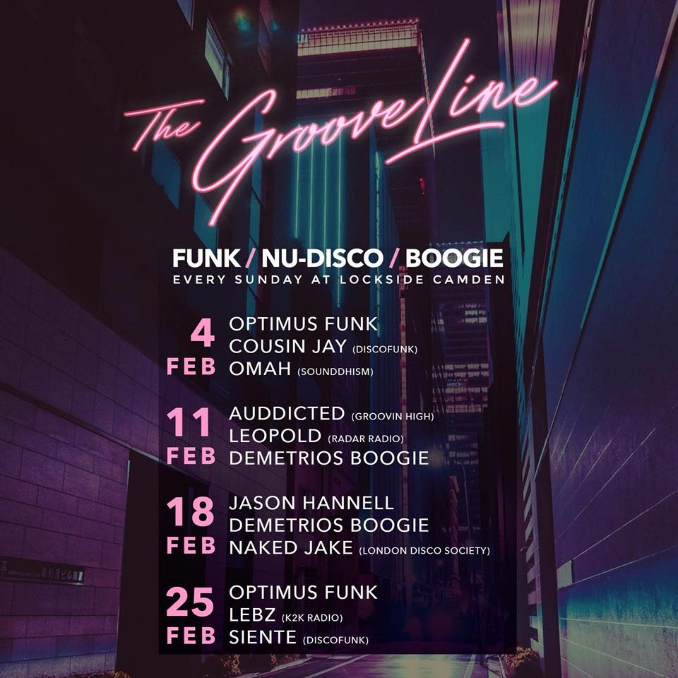 the groove line_good